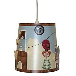 Graham & Brown Kids - Graham & Brown Forager Lampshade