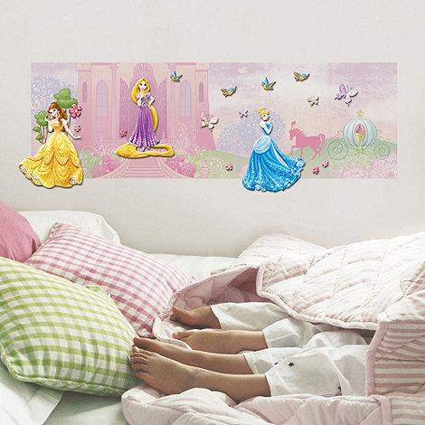 Disney - Princess Interactive 3D Stickers