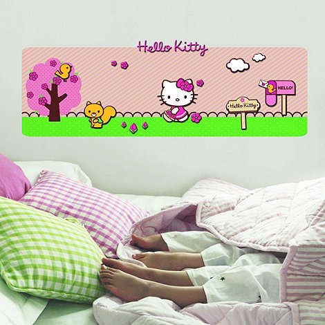Graham & Brown Kids - Hello Kitty Interactive 3D Stickers