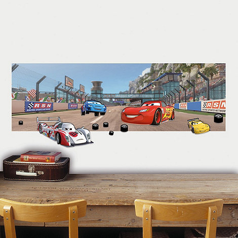 Disney - Cars Interactive 3D Stickers