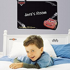 Disney - Disney Cars Blackboard Sticker