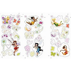 Disney - Disney Fairies Small Wall Stickers