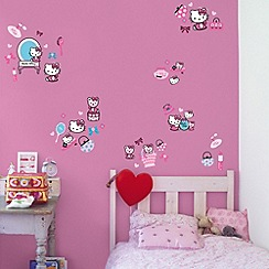 Hello Kitty - Hello Kitty Small Wall Stickers