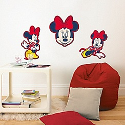 Disney - Red Minnie Mouse Foam 3 pieces
