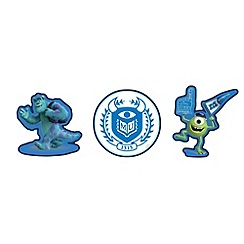 Disney - Monsters University 3 piece card decor