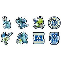 Disney - Blue Monsters 8 Piece Stickers