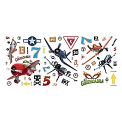 Disney - Planes basic stickers