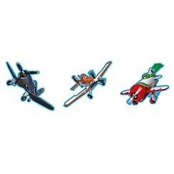 Disney - Planes 3 piece card decor