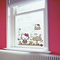 Hello Kitty - Hello Kitty - Window Sticker
