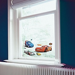 Disney - Disney Cars Static Window Stickers