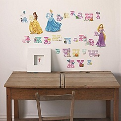 Disney - Disney Princess Alphabet Stickers