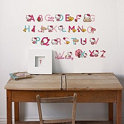 Hello Kitty - Hello Kitty - Alphabet Stickers
