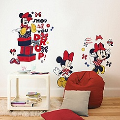 Disney - Red Minnie Mouse Maxi Sticker