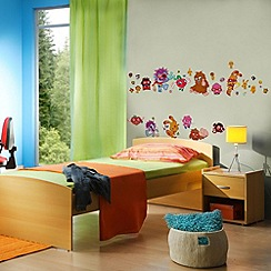 Moshi Monsters - Moshi Monsters Wall Sticker
