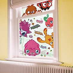 Moshi Monsters - Moshi Monsters Window Sticker