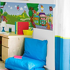 Moshi Monsters - Moshi Monsters Unique Wall Sticker