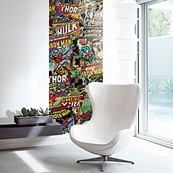 Marvel - Marvel Comics Unique Wall