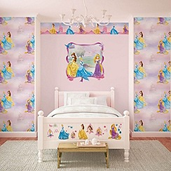 Graham & Brown - Disney Pretty as a Princess Wallpaper