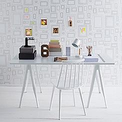 Graham & Brown - Gold Frames Wallpaper