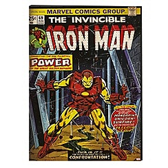 Marvel - Iron Man Printed Canvas