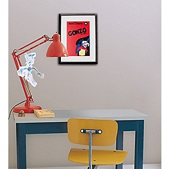 Disney - Red Gonzo Framed Print
