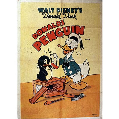 Disney - Disney Donald Duck Penguin Canvas