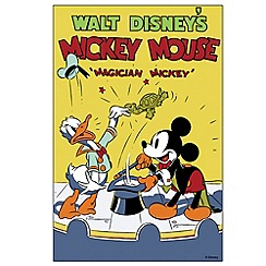 Disney - Magician Mickey Canvas