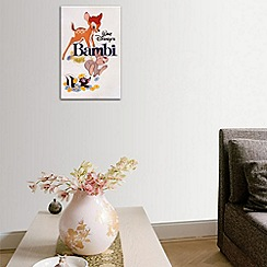 Disney - Disney Bambi 1982 canvas