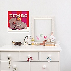 Disney - Disney Dumbo Stripe Canvas