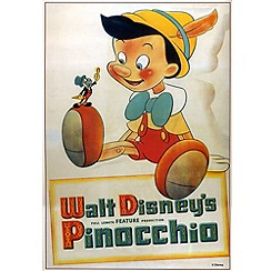 Disney - Disney Pinocchio Canvas