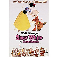 Disney - Snow White Canvas