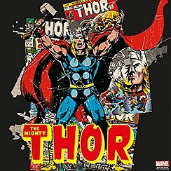 Marvel - The Mighty Thor Canvas