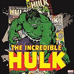 Marvel - The Incredible Hulk Canvas
