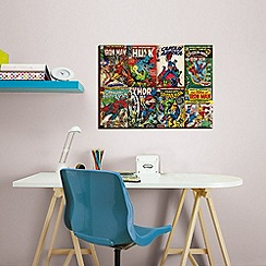 Marvel - Marvel Comic Collection canvas