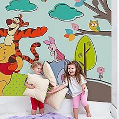Disney - Digital Mural Winnie the Pooh
