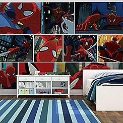 Marvel - Digital Mural Spiderman