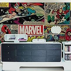 Disney - Digital Mural Marvel