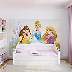 Disney - Digital Mural Princess