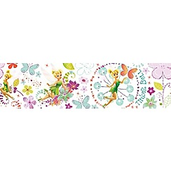 Disney - Disney Tinkerbell Fairytale Garden Border