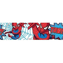 Graham & Brown - Spider-Man Thipp Border
