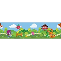 Moshi Monsters - Moshi Monsters Mash Up Border