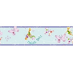 Disney - Dinsey Tinkerbell Butterfly Border