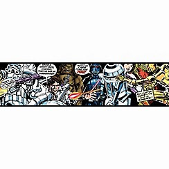 Star Wars - Star Wars Cartoon Border