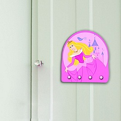 Disney - Princess Foam 4-Hook