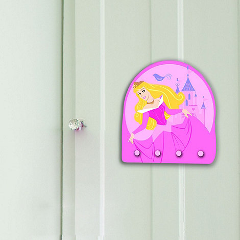 Disney - Princess Foam 4-Hook