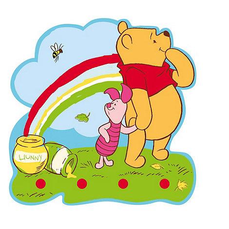 Disney - Winnie the Pooh Foam 4-Hook