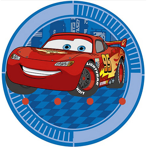 Disney - Cars Foam 4-Hook