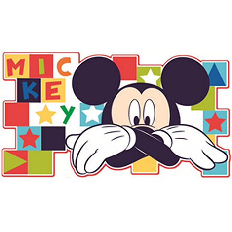 Disney - Mickey Foam Wall Decor