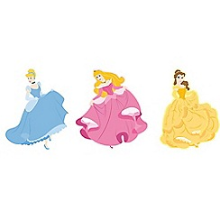 Disney - Multicoloured Princess Foam Elements 3pcs