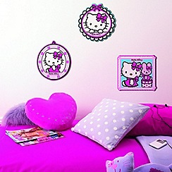 Hello Kitty - Hello Kitty 3 piece Foam Elements
